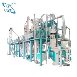 Low Price Corn flour Milling Machine