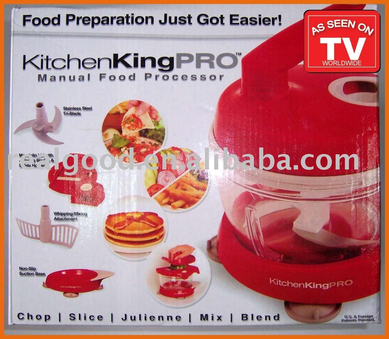 Kitchen King Pro,Model: 80469   Buy Kitchen King Pro,Food  Processor,Kitchenkingpro Product On Alibaba.com