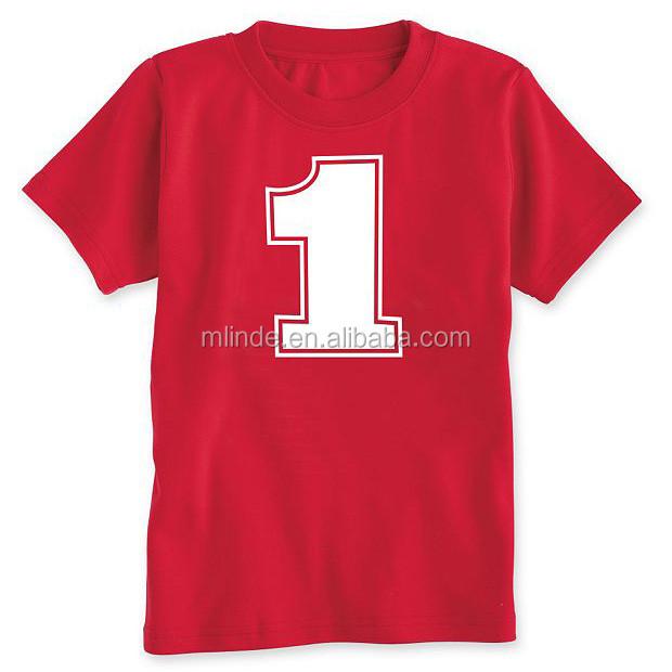 Personnalisé Gymnastique Birthday Girl Enfant Sublimation T Shirt