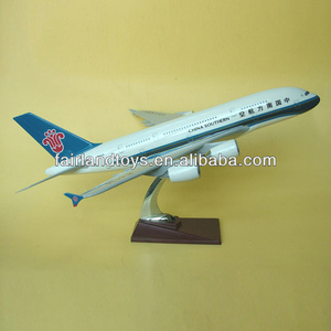 A380 Resin plane model,airbus a330 China airline