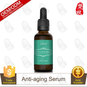 Good Quality Anti-Aging Facial Serum Fill In 30ml Dropper Bottle