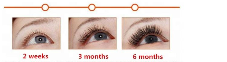 OEM/ODM Private Label Eyelash Growth Serum- Promotes Natural Lash Growth & Eyebrow Enhancer 100% Pure and Organic