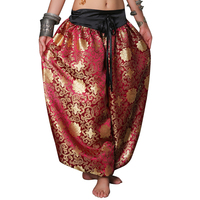 New-arrival Tribal ATS Belly Dance Harem Pants Bloomers for women