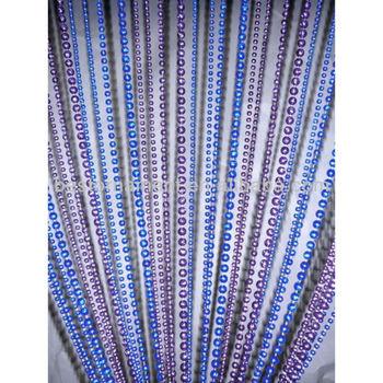 3u0027 X 6u0027 Foot Plastic Pearl Bead Curtain