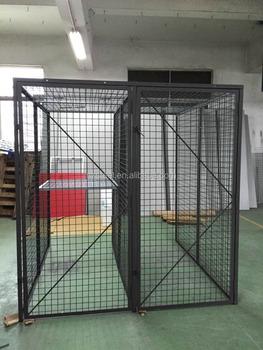 Wire Mesh Cages, Warehouse Storage Locker,Wire Mesh Storage Cube Locker