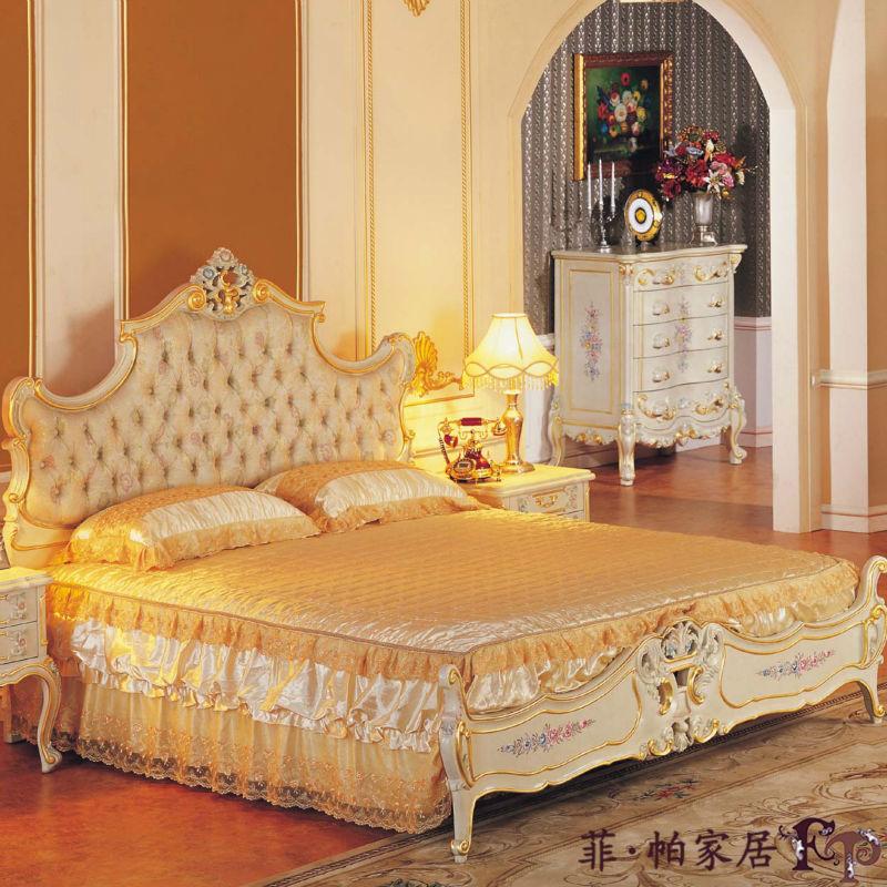 klassische italienische Möbel - handgemachtes Abgabebett des ...