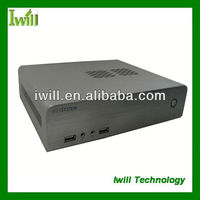 Iwill HT-60 mini itx rackmount computer case for HTPC/Home/Office/Gaming