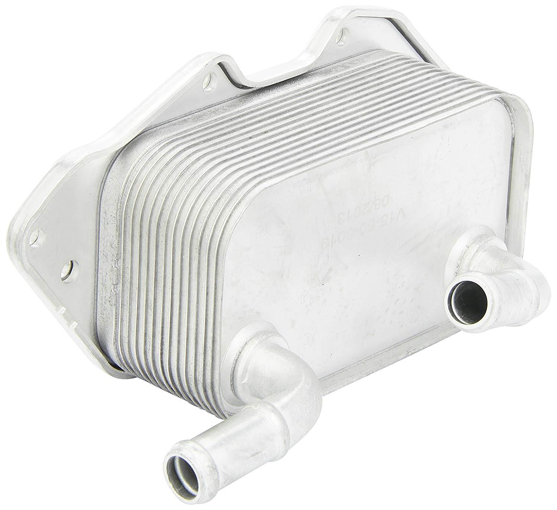 VEMO Engine Oil Cooler Fits AUDI A4 A5 A6 A8 Q5 C6 4F VW Touareg 06E117021G