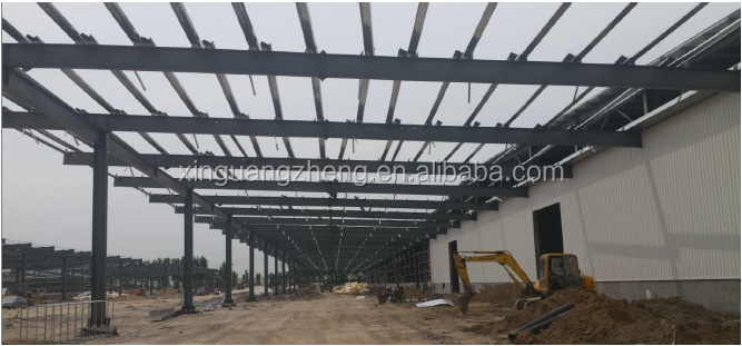 big canopy Storage warehouse