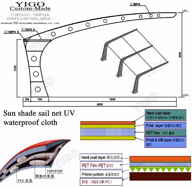 Metal Custom Car Canopy For Park  sc 1 st  Alibaba & Metal Custom Car Canopy For Park - Buy Custom Car CanopyHotel Car ...