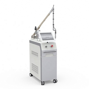 2018 CE approval high quality tattoo removal 1064nm nd yag laser hair removal machine