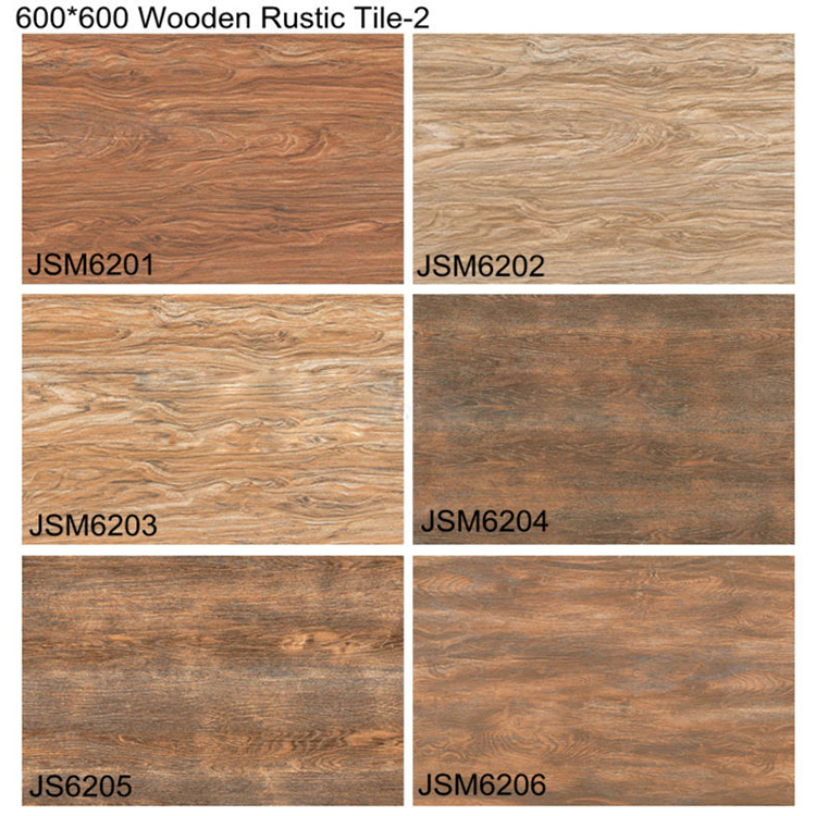 foshan 600*600mm beige rustic porcelain wooden look tile wooden grain rustic glazed ceramic floor tile porcelain price