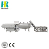 Fruits and vegetables processing line 2018 large vegetable washer