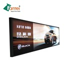 Poster Printing 610gsm 500D*500D 18*12 Billboard Advertising Materials Backlit Banner