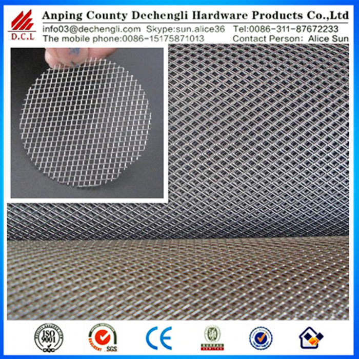 expanded metal window screen/Insect Screening/ Fly Screen
