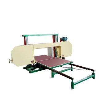 Ers Hh01 02 Pe Foam Hard Pu Horizontal Cutting Machine