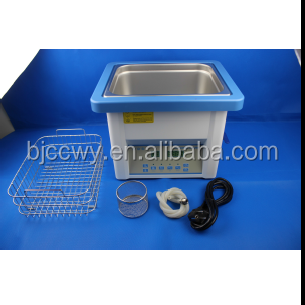 All stainless steel ultrasonic cleaner with CE confirmed for oral cavity