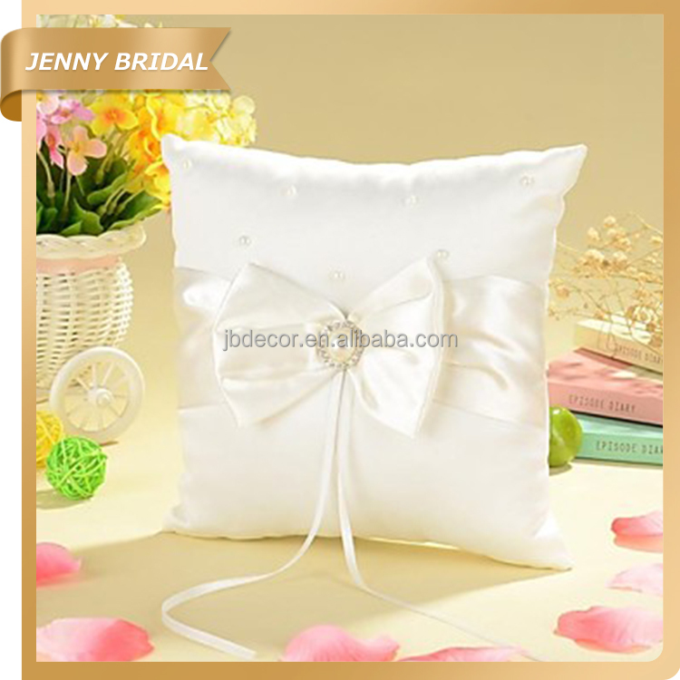 RP002 Wedding fancy decorative satin ring bearer pillow