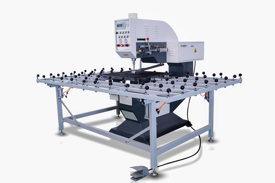 China alibaba sale drilling glass machine