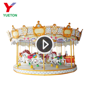 Import From China Funny Funfair Indoor Amusement Park Names Electric Games Commercial Kids Model Carousel Rides