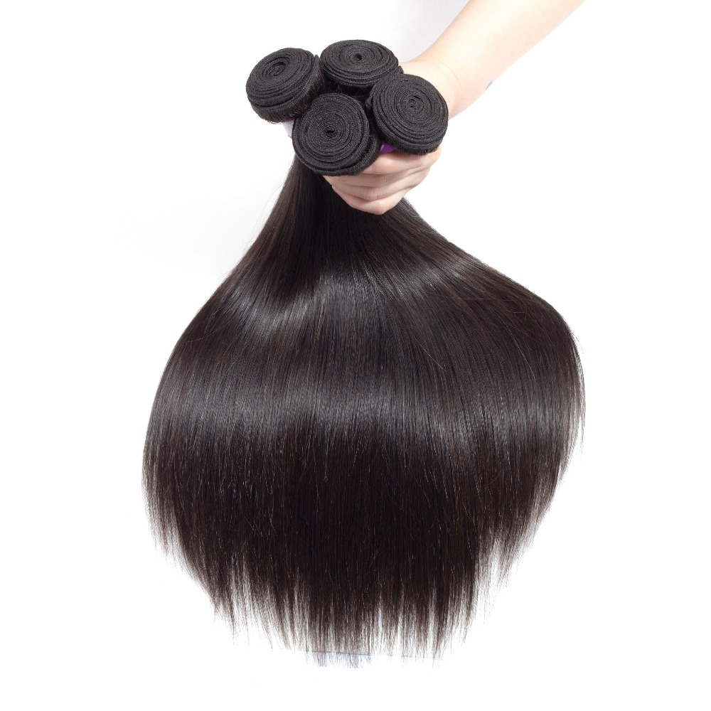 2019 Cuticle aligned straight virgin <strong>human</strong> hair weave 6 7 8 9A grade grade 100% <strong>human</strong> weaving virgin peruvian hair