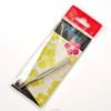 Pointed tip concise stainless steel tweezer