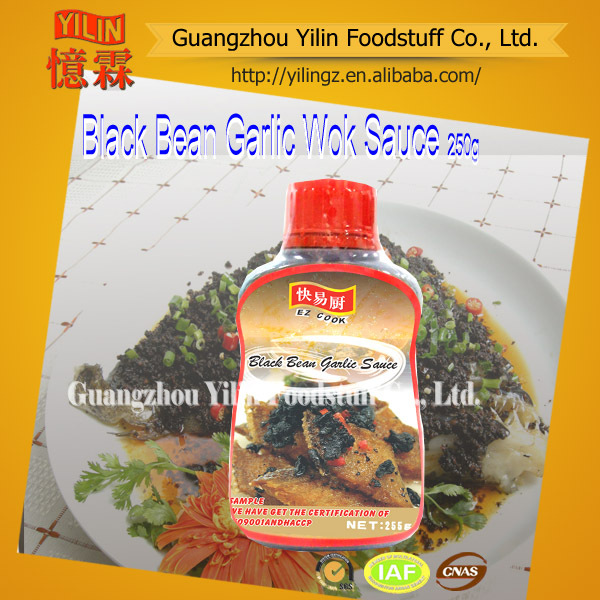 250g Chinese Style Black Bean Garlic Sauce Brands Suppliers From ...