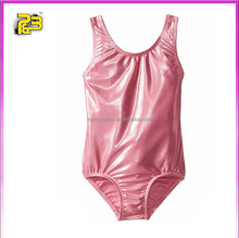 Wholesale gym wear spandex fashion spandex gymnastics leotards