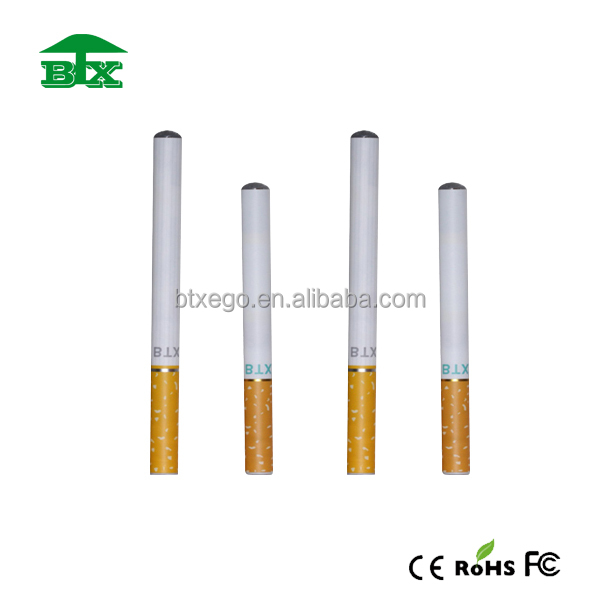 High quality 500 puffs 808D rechargeable disposable cartomizer Electronic Cigarette