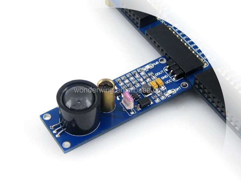 Laser motion sensor wheel arch tool box
