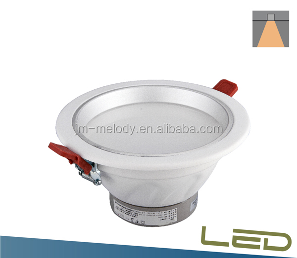 "CYGNUS Series 12W LED down light Recessed ceiling lamp LED Downlight 3""/4""/6""/8"" dimmable"