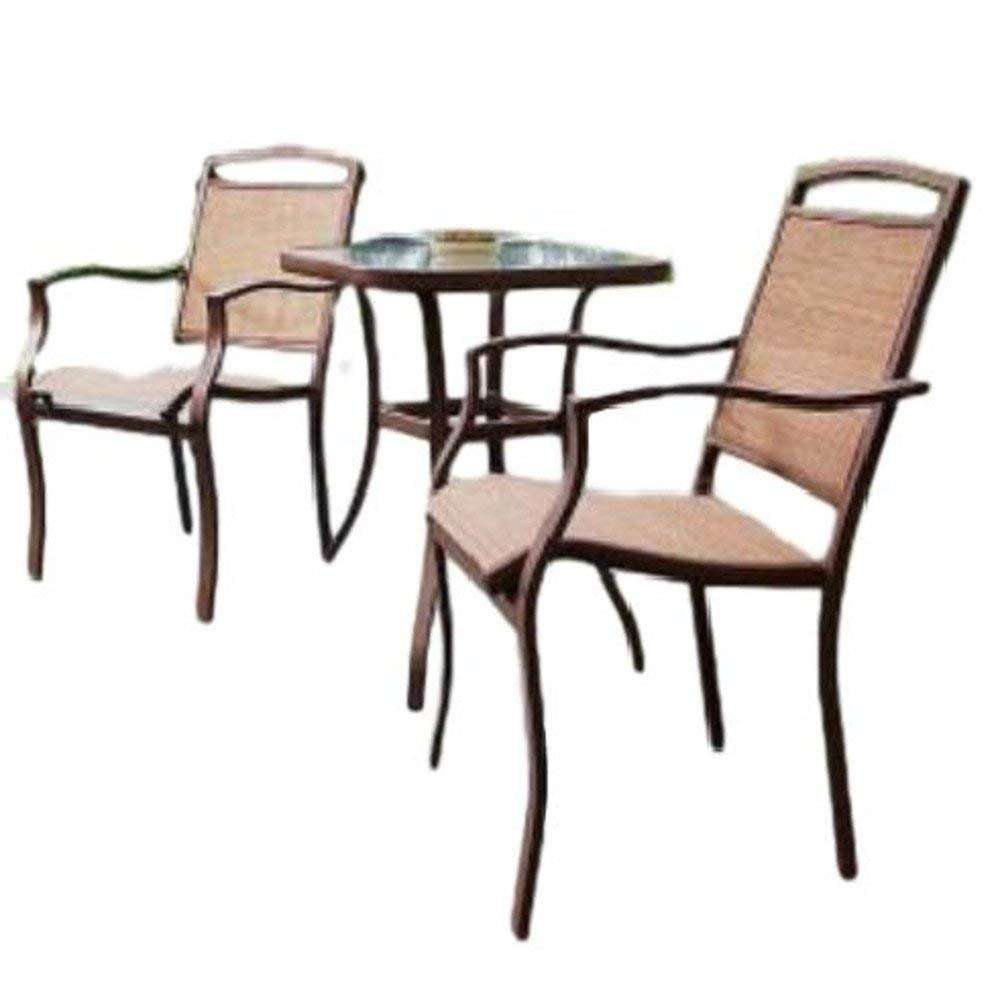Get Quotations Gt Small Porch Furniture Patio For Apartment Balcony Outside Bistro Table And Chairs Set