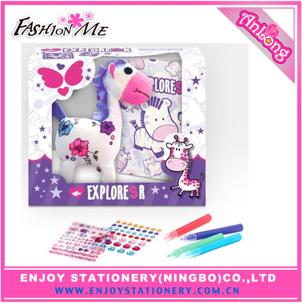 Educational Doodles Toy for Baby with Color Pens