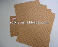 Epoxy coated insulating kraft paper DDP