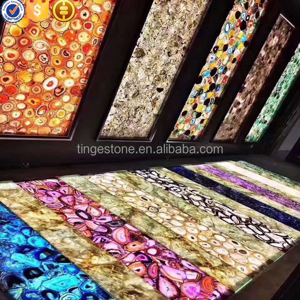 Beautiful and Hot sale agate slabs