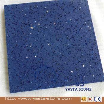 Cheapest Quartz Flooring Tile Starlight Blue Quartz Tiles Buy