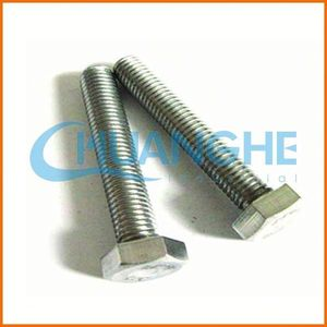 High Tensile Fastener nut and bolt, bolt keeper