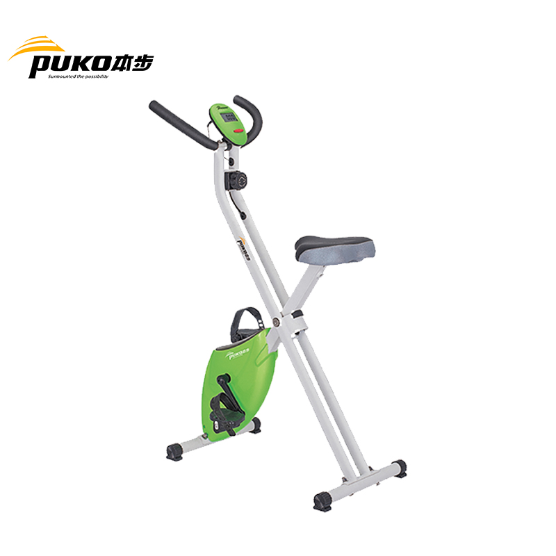 Exertec Fitness Stationary Bike Manual
