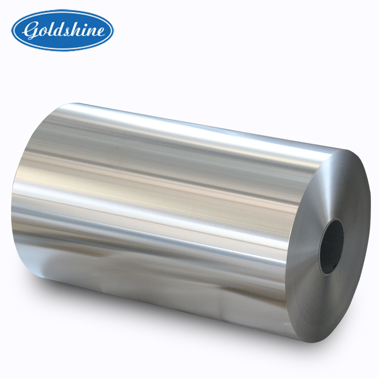 material for aluminum foil container tray cup