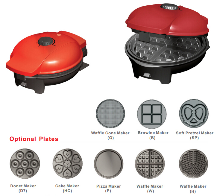 how to clean waffle plates cuisinart