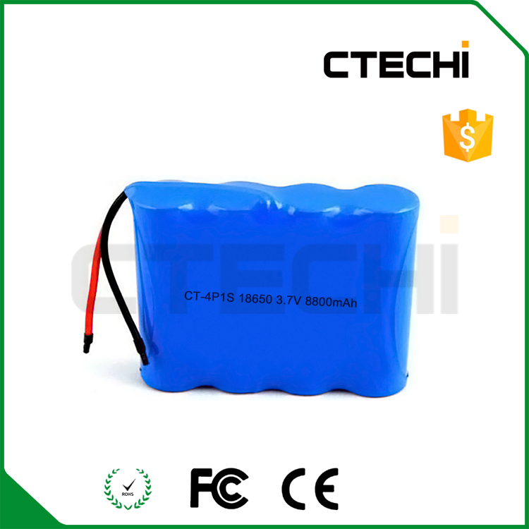 New Popular Battery 3.7V 8800mAh li ion battery pack for mini airplane toys