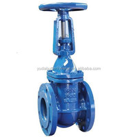 High performance rising stem gate valve for oil and gas