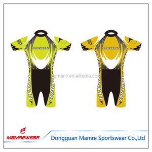 OEM sublimation workout skating wear design, Sport clothing skating suit,Speed skating clothes
