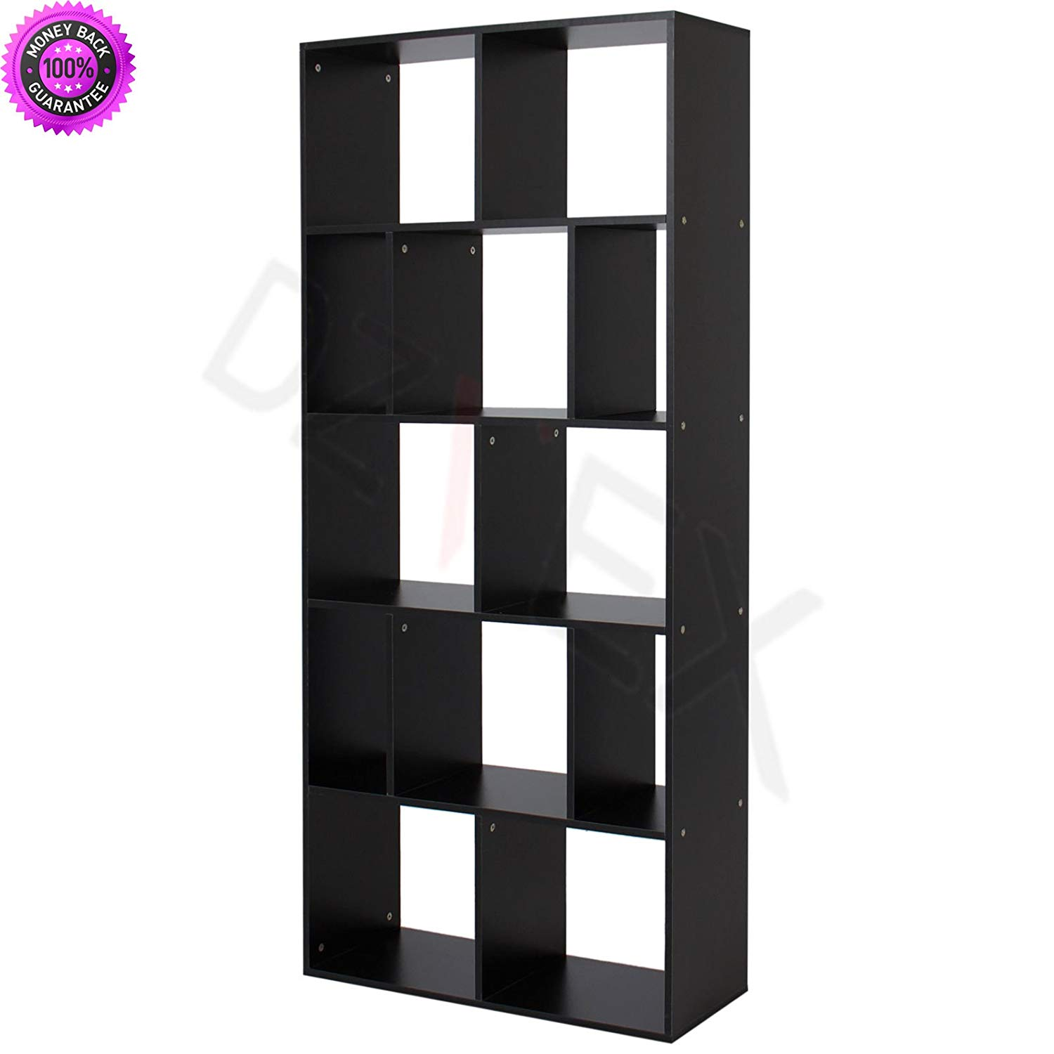 Get Quotations · DzVeX_Home Furniture 12 Shelf Bookcase  Black And Home  Furniture Showroom Home Furniture Beaumont Texas