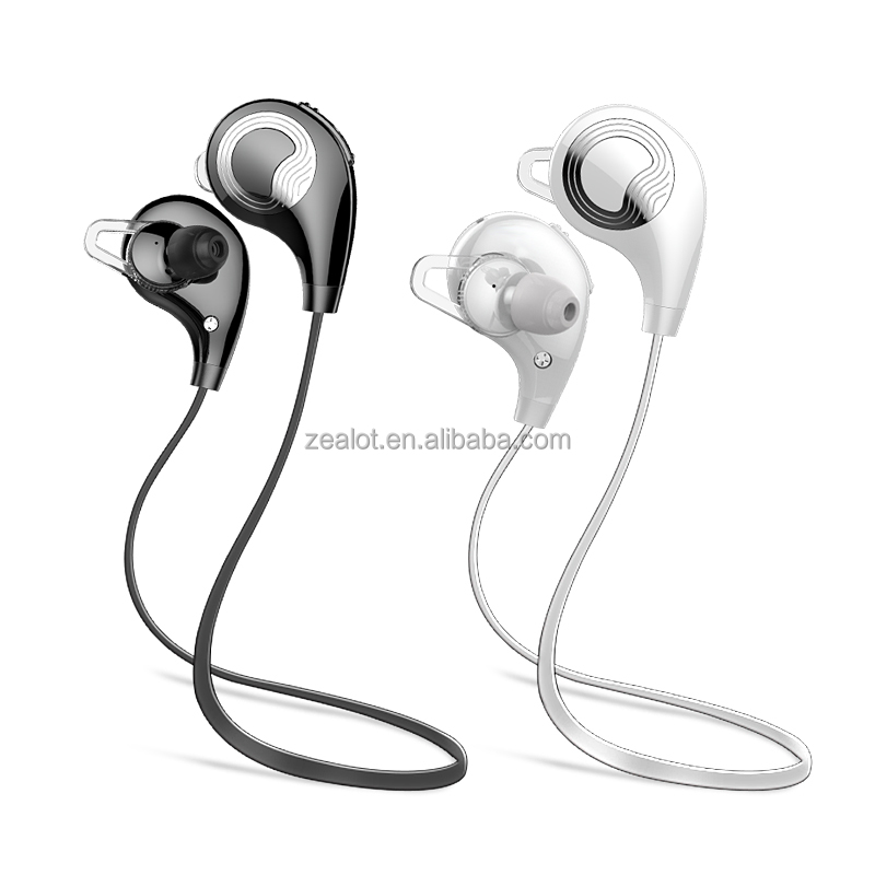 Zealot Made In China Bluetooth Headset V4.0 Wireless Portable Bluetotoh Earbuds