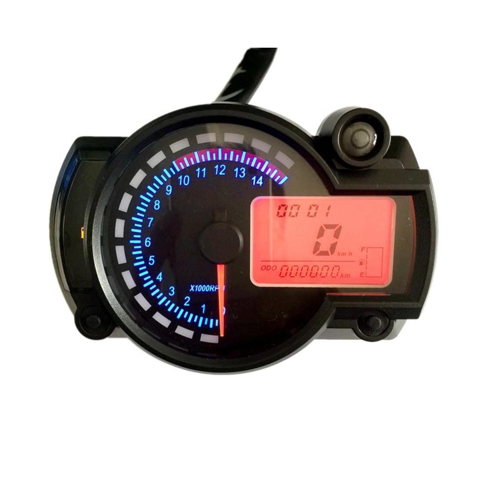 Koso Digital Tachometer Wiring Diagram