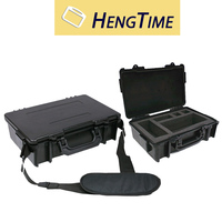 Glasses Flight Plastic Gun Box and Hard Plastic Carrying Case with Handle