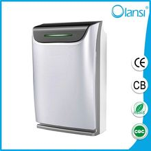 Portable Installation,Electrical Power ,activated house,HEPA,ionizer home use air purifier with CE Certification