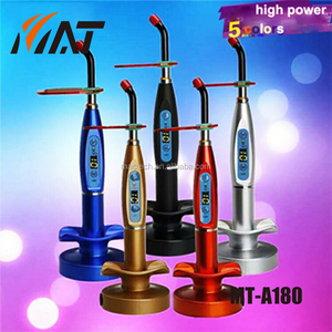 Woodpecker dental LED curing light of dental instrument