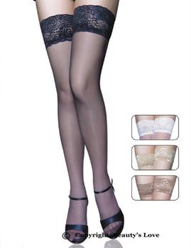 I love nylon stockings